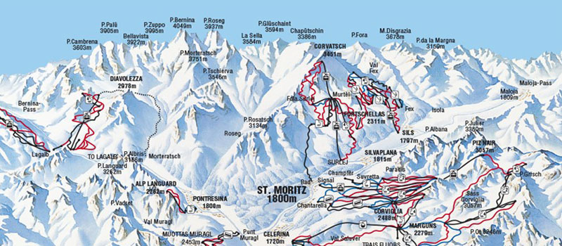 St.Motitz-piste-map