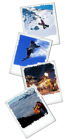 meribel polaroids